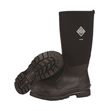 Top 10 Most Popular the muck boot company mens chore boot high cut black