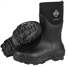 Muck Boots Womens Work the muck boot company unisex muckmaster mid black
