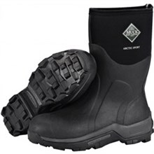 Muck Boots Mens Winter arctic sport mid black