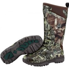 Muck Hunting boots pursuit supreme fleece mossy oak infinity