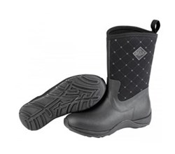 Muck Boots Mid Height the muck boot company womens arctic weekend quilt